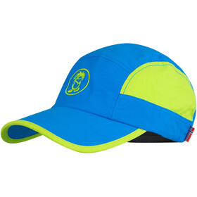 TROLLKIDS Troll Gorra Niños, medium blue/light green